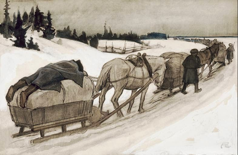 Vänrikki Stoolin tarinat ja J. L. Runeberg